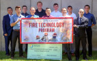 COC Fire Technology Students Receive $1K Scholarships
