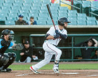 Hearn's 15-Game Hitting Streak Comes to an End