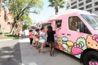 June 22: Hello Kitty Cafe Truck at Westfield Town Center