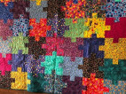 June 26: 'Quilts for All' Community Art Reception at City Hall