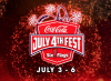 July 3-6: Coca-Cola July 4th Fest at Magic Mountain