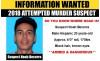 LASD Asks Help to Find Noah Becerra, Attempted Murder Suspect