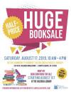 Aug. 17: Friends of Santa Clarita Public Library Book Sale