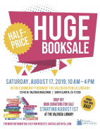 Aug. 17: Friends of Santa Clarita Public Library Book Sale