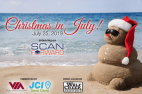 July 25: 'Christmas in July' Joint Mixer with VIA, JCI Santa Clarita