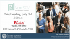 July 24: NextSCV Presentation, 'Relevant Retail'