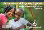 Aug. 17: Children's Bureau Foster Care Monthly Information Meeting