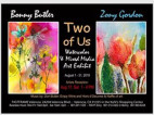 SCV Artists to Hold 'Two of Us' Exhibit at Fast Frame Gallery