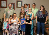 And Baby Makes 13 for Bakersfield Family at Henry Mayo