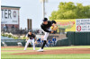 Schilling Pitches JetHawks to Fourth Win in a Row