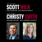 July 23: Wilk, Smith to Join VIA 'State of the State' Luncheon