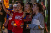 SCV Residents Honor Mass Shooting Victims at Candlelight Vigil