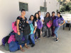 Samuel Dixon Staff Distributes Backpacks, Supplies to More than 100 Students