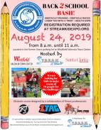Aug. 24: Kids Conquer Challenge