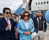 Hill Joins Pelosi in Delegation to Northern Triangle, Southern Texas Border