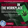 Sept. 17: VIA Addresses Marijuana in the Workplace at Next Luncheon