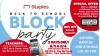 Aug. 3, 4: Staples, 25Score Host Back-to-School Block Party