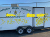 Canyon High Band Trailers Tagged, Fund Opened to Repaint