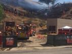 Vegetation Fire Prompts Evacuation of COC's Childhood Education Center