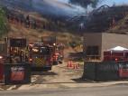 Vegetation Fire Prompts Evacuation of COC's Childhood Education Center