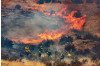 Dulce Fire Burns 28 Acres Near 14 Freeway