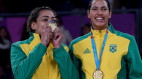 TMU's Stephanie Soares Wins Gold at Pan American Games