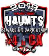 Oct. 12: 'Beware the Dark Realm' Halloween Haunt to Open Gates