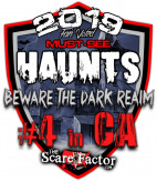 Oct. 12: 'Beware the Dark Realm' Halloween Haunt to Open Gates