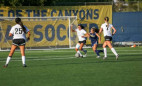 Women's Soccer: Brooke Chambers Scores, But Canyons Loses 2-1