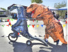 Trike Derby Peels Out for Child & Family Center