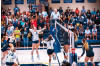TMU Volleyball Rebounds, Sweeps Life Pacific