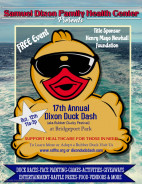 Oct. 12: Annual Dixon Duck Dash