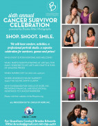 Oct. 20: Cancer Survivor Celebration Benefiting Circle of Hope
