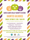Oct. 27: SCV Sheriff's Station Annual Haunted Jailhouse