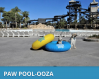 Oct. 12: Hurricane Harbor's First Ever  'Paw Pool-Ooza'