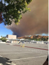 SCV Fires Prompt Closures of Local School Districts Friday