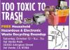 Oct 12: Hazardous, Electronic Waste Roundup in Val Verde