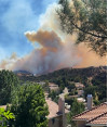 Saddleridge Fire Prompts Smoke Advisory for SCV
