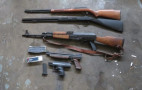 SCV Detectives Track Burglary Suspect to Bakersfield, Seize Guns, Drugs