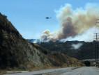 Saddleridge Blaze 46% Contained, Forest Service Closes Fire Area