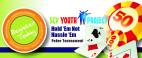 Nov. 2: Youth Project 'Hold 'Em Not Hassle 'Em Poker Tourney