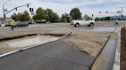 Newhall Ranch Road Reopened After Water Main Break, Repairs