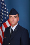 Airman Cornell Graduates Basic Military Training