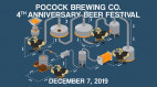Dec. 7: Pocock Brewing Beer Festival Benefiting Castaic Schools