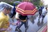 COC's 'Turkey Trot' Brings Out Dozens During Heavy Downpour