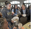 Bella Vida Senior Center Celebrates First Thanksgiving