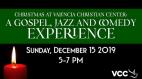 Valencia Christian Center Hosts Gospel, Jazz & Comedy Concert Experience