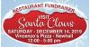 Dec. 14: Photos with Santa, AvenuesSLS Fundraiser at Vincenzo's