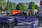 Child Struck by Vehicle in Crosswalk near Bridgeport Elementary