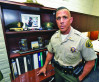 SCV's Top Cop Bids Farewell to SCV Sheriff's Station